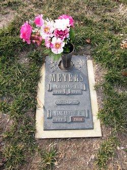 Elizabeth Belle <i>Isenhower</i> Meyers