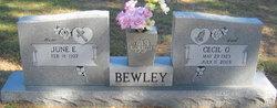 June E. <i>Graham</i> Bewley