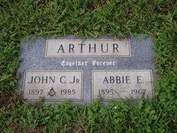 Abbie Ellen <i>Pickering</i> Arthur