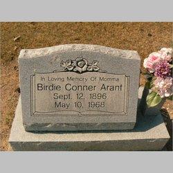 Birdie Connor Arant