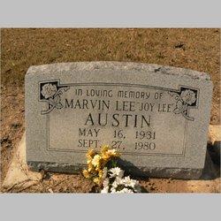 Marvin Lee Joy Lee Austin