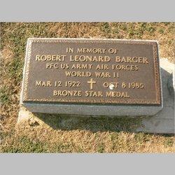 Robert Leonard Barger