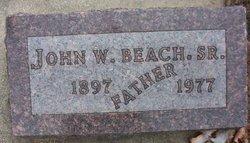 John William Beach, Sr