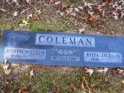 Joseph William Coleman