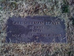 Carl Sherman Beaver