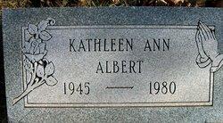Kathleen Ann Albert