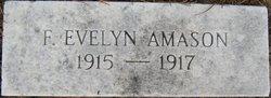 Frances Evelyn Amason