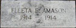 Fleeta E. Amason