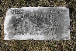 James Castle Green