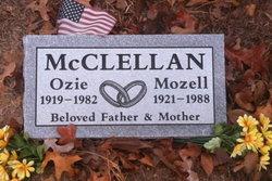 Mozell McClellan