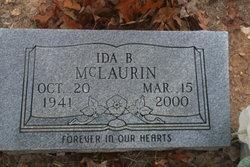 Ida B McLaurin