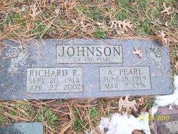 Richard Robert Dick Johnson