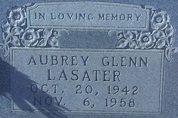 Aubrey Glenn Lasater