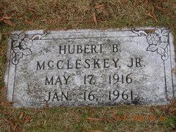 Hubert B. Mac McCleskey, Jr