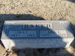 Ora E <i>Clinnard</i> Baker