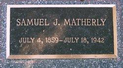 Samuel J Matherly