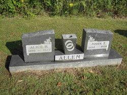 John Thrasher Allen