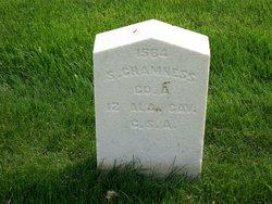 Pvt Samuel Chamness