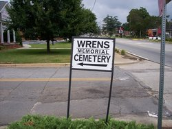 Wrens Memorial Cemetery