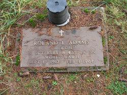 Roland L Adams
