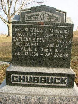 Catalena Buffington <i>Pendleton</i> Chubbuck