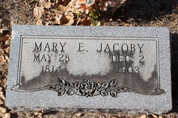 Mary Elisabeth Jacoby