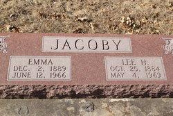 Emma <i>Lindig</i> Jacoby