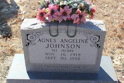 Agnes Angeline <i>Jacoby</i> Johnson
