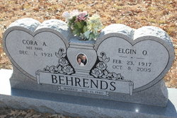 Elgin Oswald Behrends