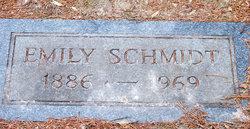 Emily <i>Raines</i> Schmidt