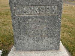 Blanche Margaret <i>Robinson</i> Jackson