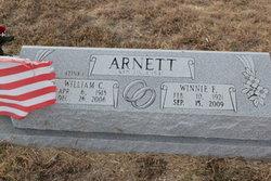 Winnie Faye <i>Perry</i> Arnett