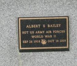Albert Storer Bailey