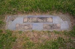 Mrs Callie <i>Ensley</i> Reese