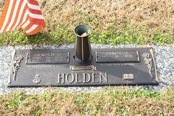 Arnold O. Holden
