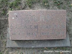 Clarence W Ayers