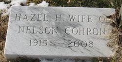 Hazel <i>Henkel</i> Cohron