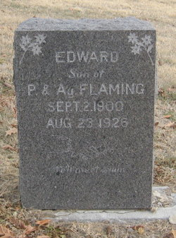 Edward Flaming