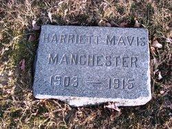 Harriet Mavis Manchester