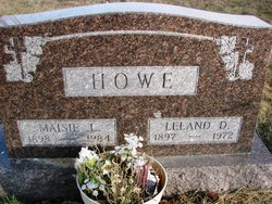 Maisie Leila <i>Manchester</i> Howe