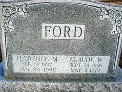 Florence Erdine <i>Manchester</i> Ford