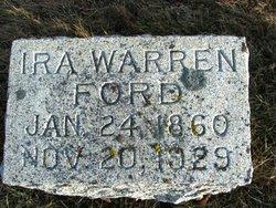 Ira Warren Ford