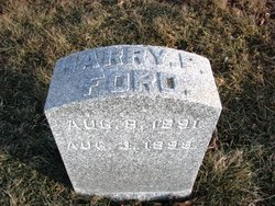 Harry P Ford