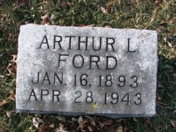 Arthur L Ford