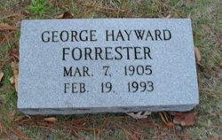 George Hayward Forrester