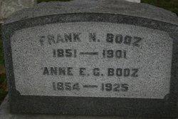 Anne Elizabeth <i>Chambers</i> Booz