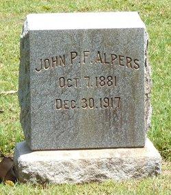 John P. F. Alpers