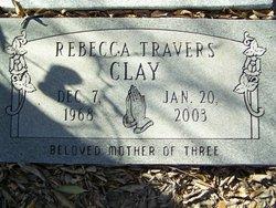 Rebecca <i>Travers</i> Clay