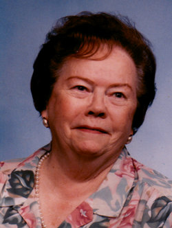Shirley Irene <i>McDaniels</i> Allen