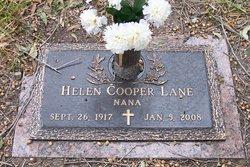 Helen <i>Cooper</i> Lane